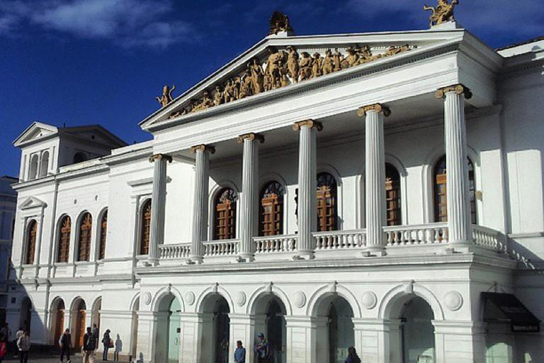 Teatro Sucre, Quito