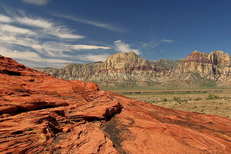 A day at Red Rock Canyon National Conversation Area | © BLM Nevada/WikiCommons
