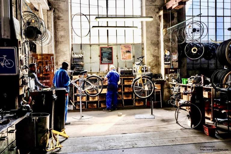 Atelier at Le Garage Moderne