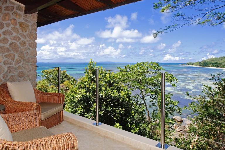 Coco de Mer Hotel and Black Parrot Suites, Grand Anse Praslin