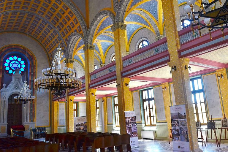 Grand Synagogue Edirne