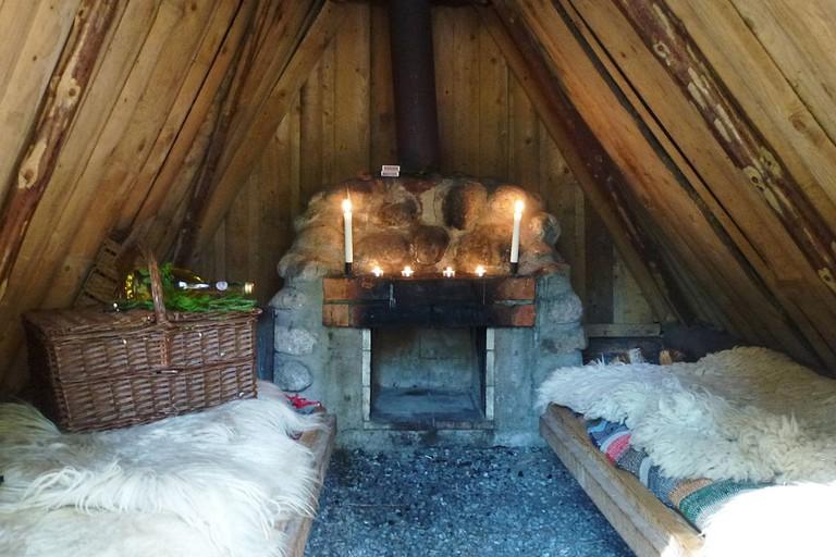 Rustic charm at Kolarbyn Eco-lodge