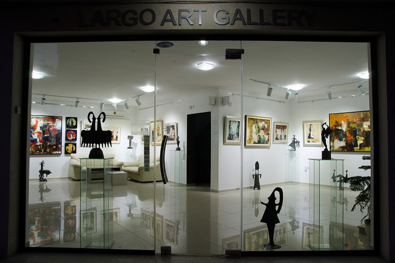 Largo Art Gallery in Varna