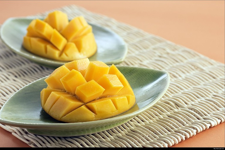 Mangoes | © liwanchun / Pixabay