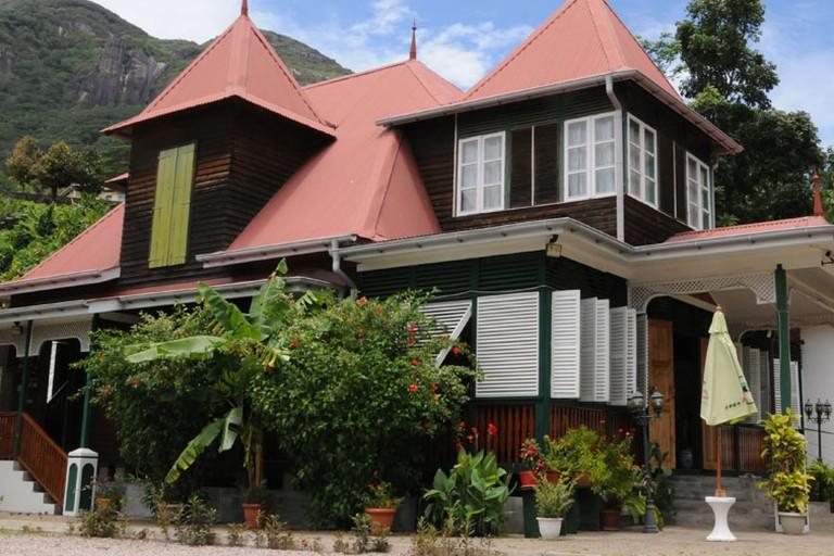Marie Antoinette Restaurant, Seychelles