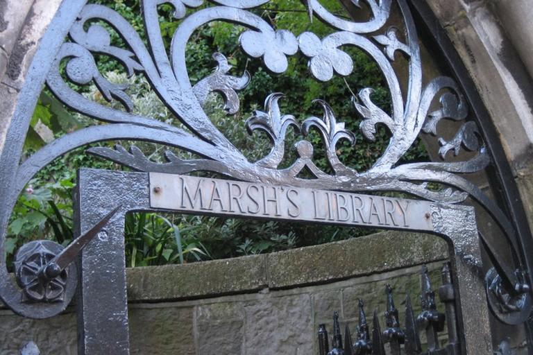 Marsh's Library, Dublin