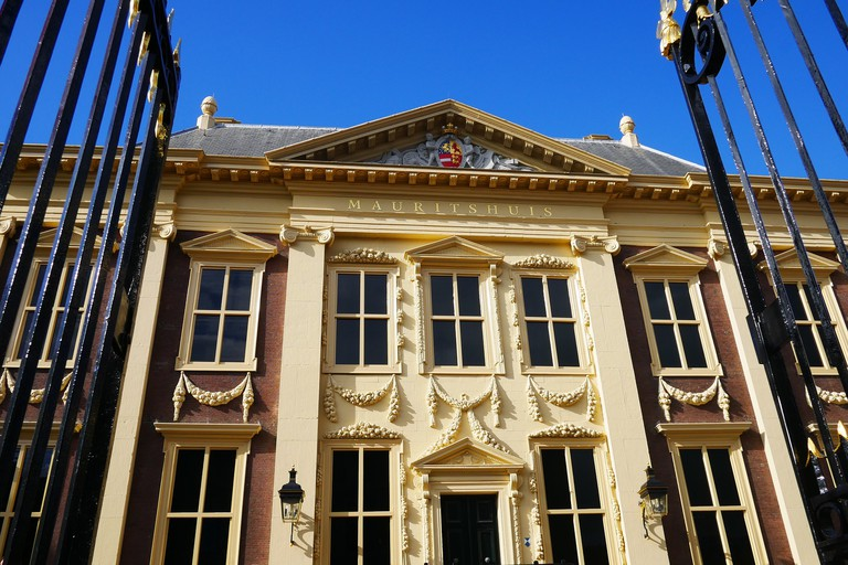 The Leaf is within walking distance from Mauritshuis museum