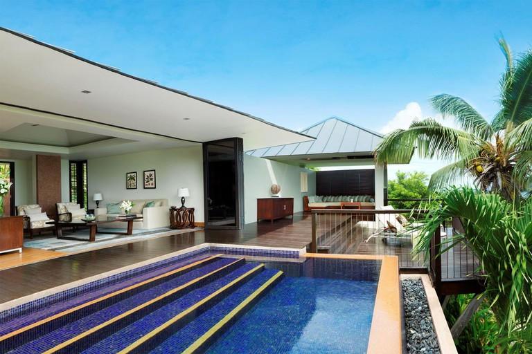 Raffles Hotel Praslin