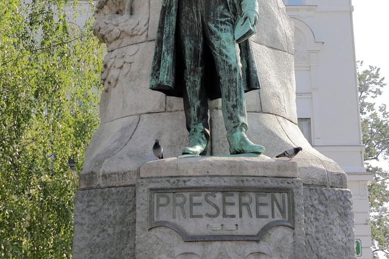 Prešeren Monument