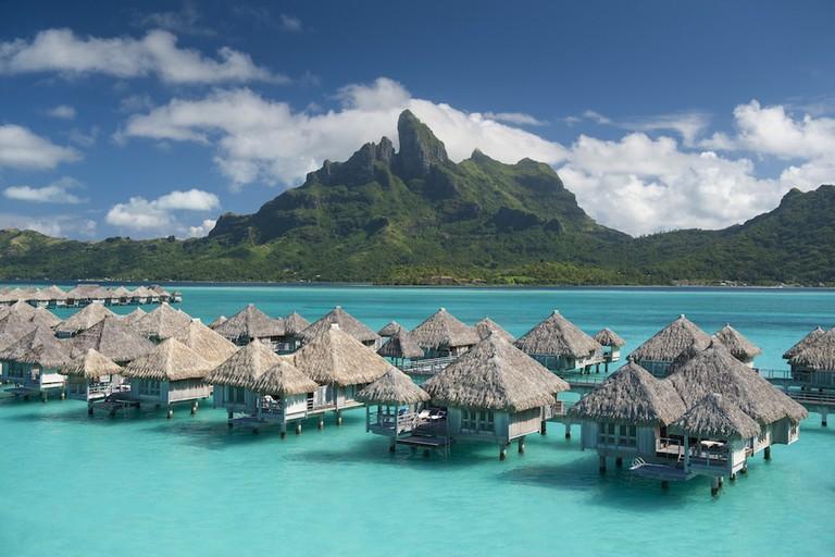 © St Regis Bora Bora