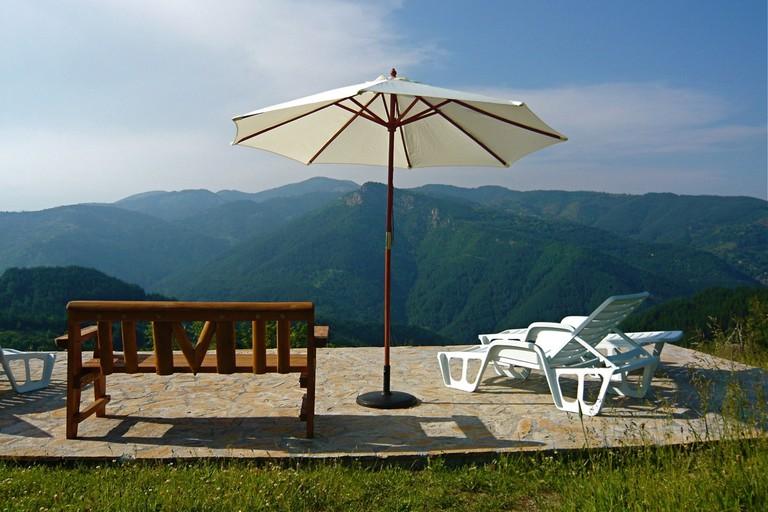 Melanya Mountain Retreat, Lyubino