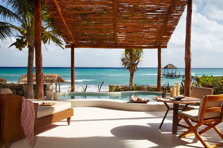 Viceroy Beach Front Villa
