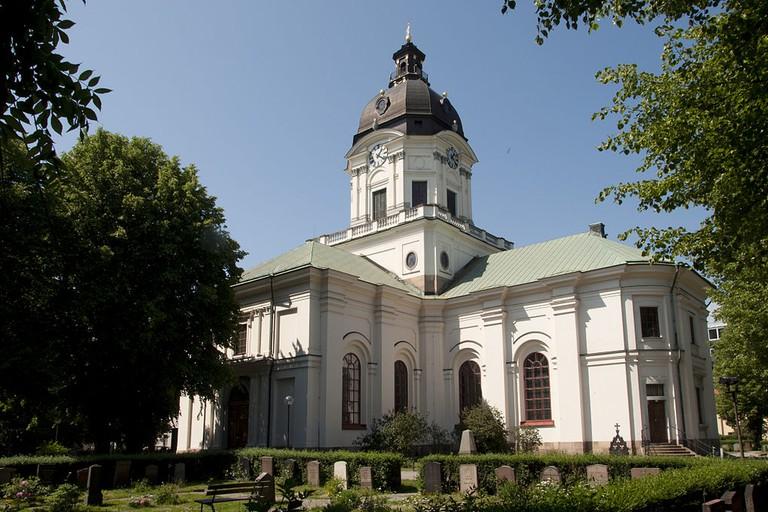 Adolf Fredriks kyrka