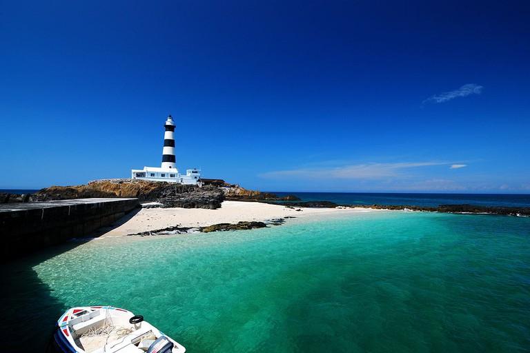 Mudouyu Lighthouse