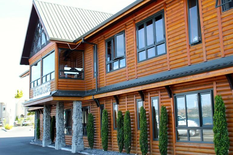 Wellesley Lodge on the Lake, Taupo, New Zealand