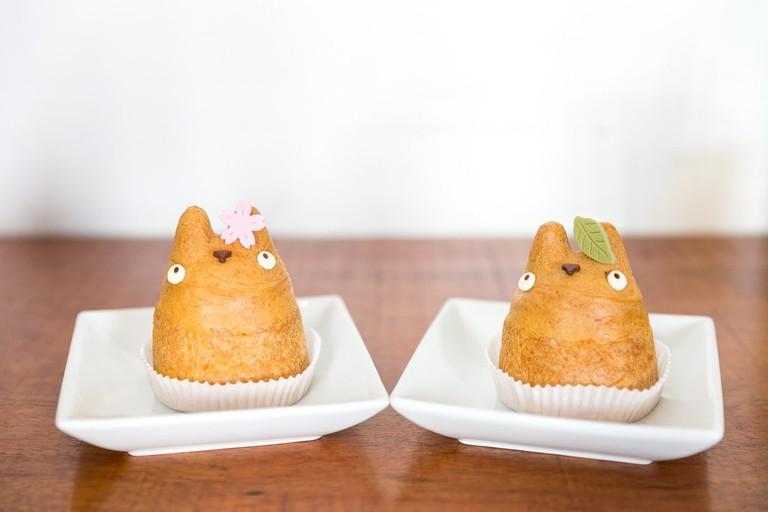 Shirohige's Cream Puffs, Tokyo