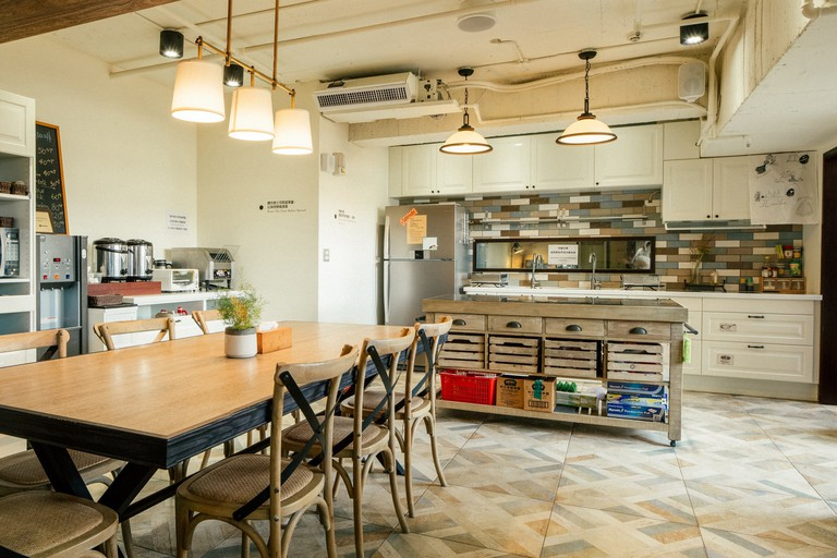 Everything you need at NK Hostel