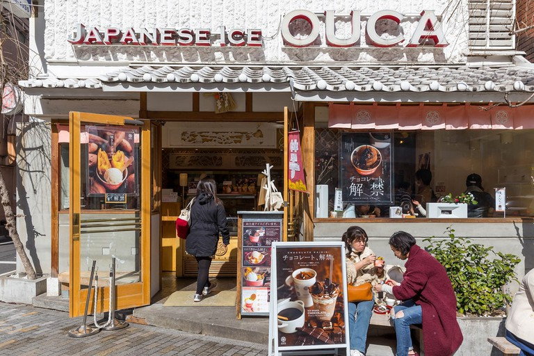 Japan Ice Ouca, Tokyo