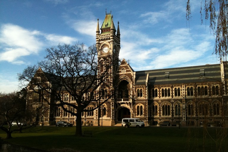 University of Otago Registry