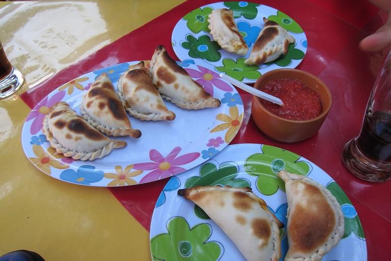 Patio de las Empanadas