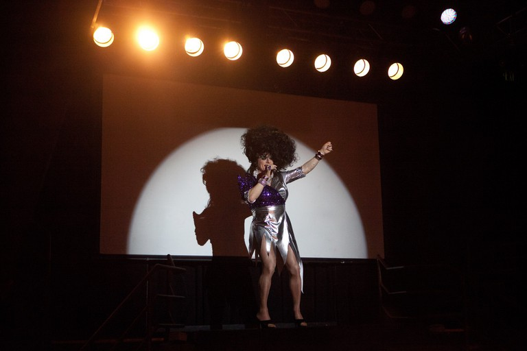 A drag show in San Francisco