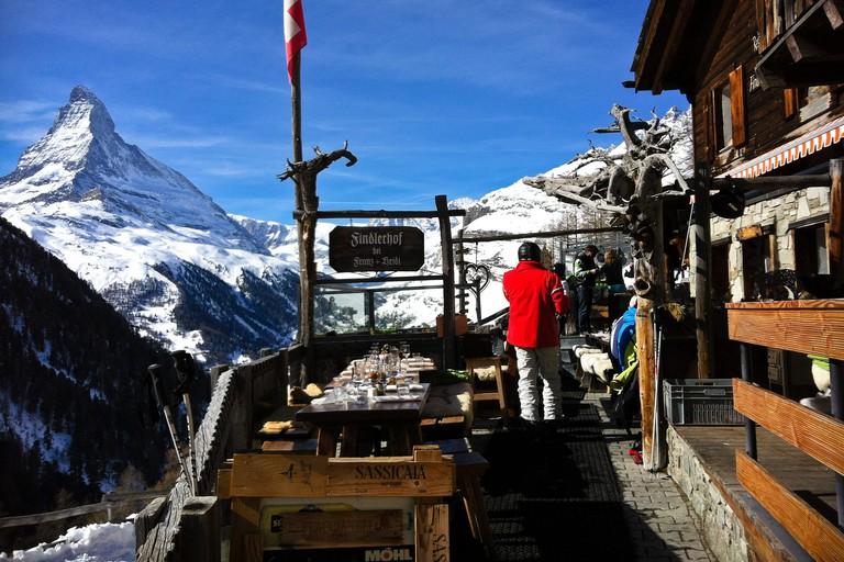 Restaurant Findlerhof, Zermatt