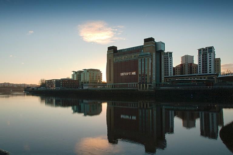 Baltic Centre for Contemporary Arts, River Tyne