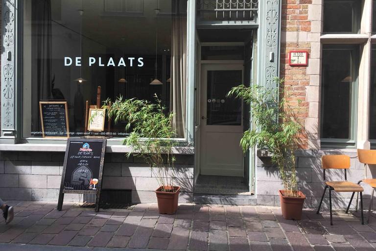 Newcomer De Plaats has show a fondness of hearty vegan meals