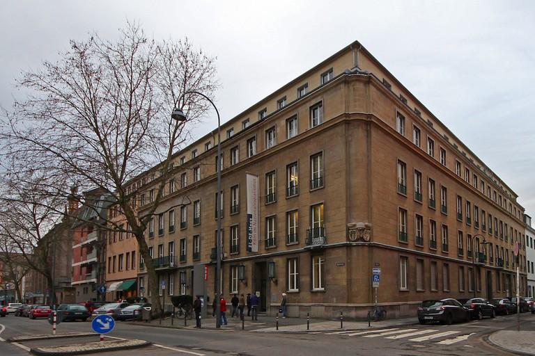 The EL-DE Haus in Cologne