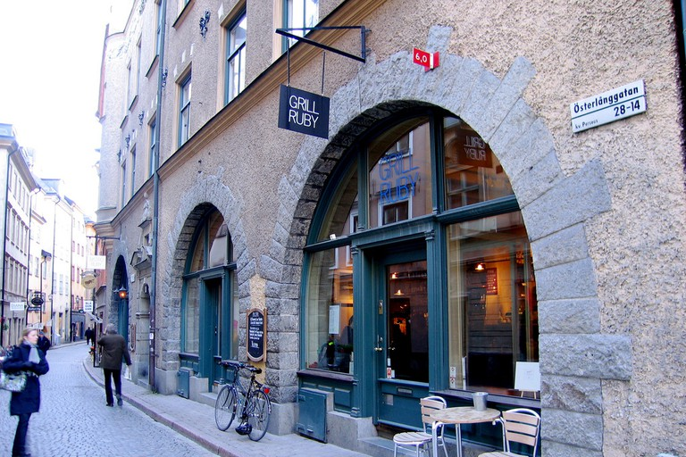 A Stockholm staple, Grill Ruby