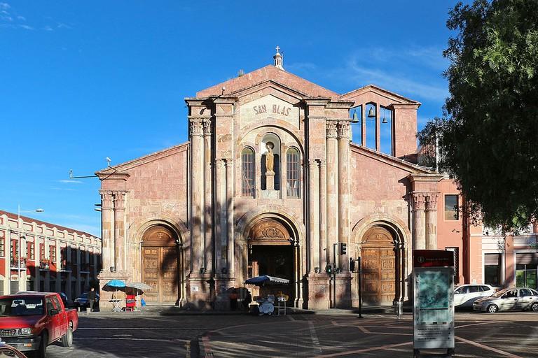 Iglesia de San Blas, Cuenca