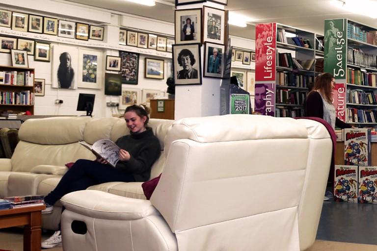 Kennys Bookshop & Art Galleries Ltd., Galway
