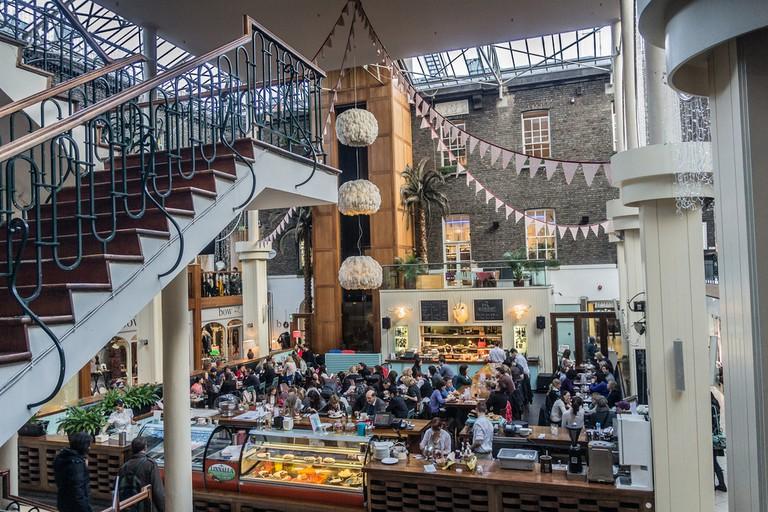 The Powerscourt Shopping Centre