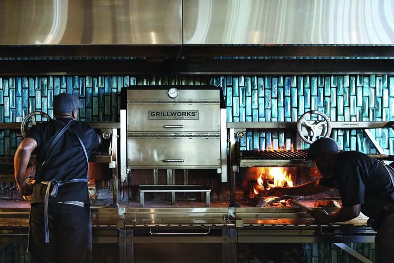 Marble Restaurant, Johannesburg