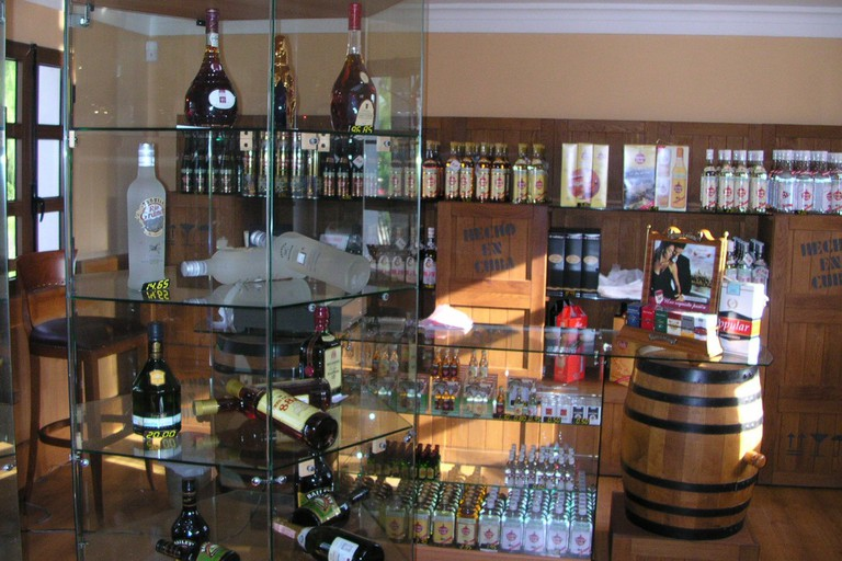 Expect to find high-end rum shops at Galerías de Paseo
