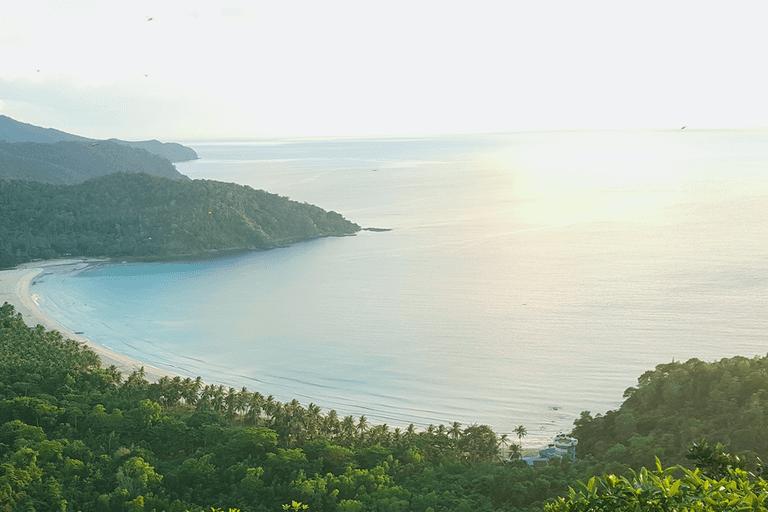 View of Nagtabon Beach