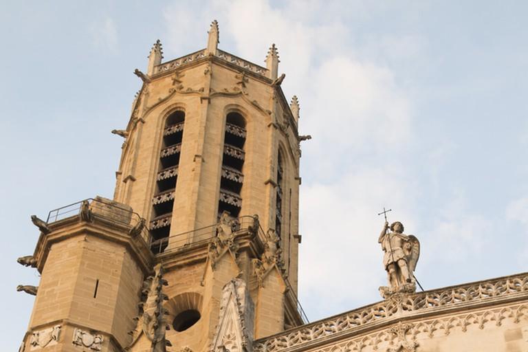 The Cathédrale Saint Sauveur