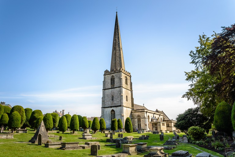 St Mary's Church, Painswick