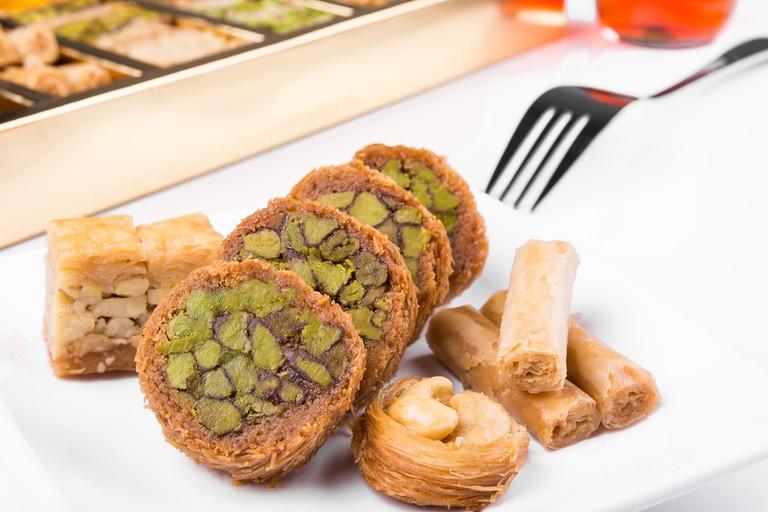Nafisa Sweets, Amman