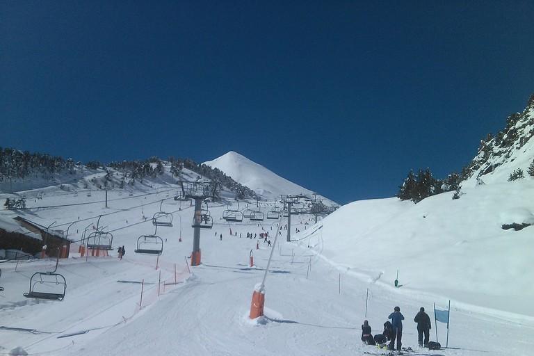 Vallnord Ski Area