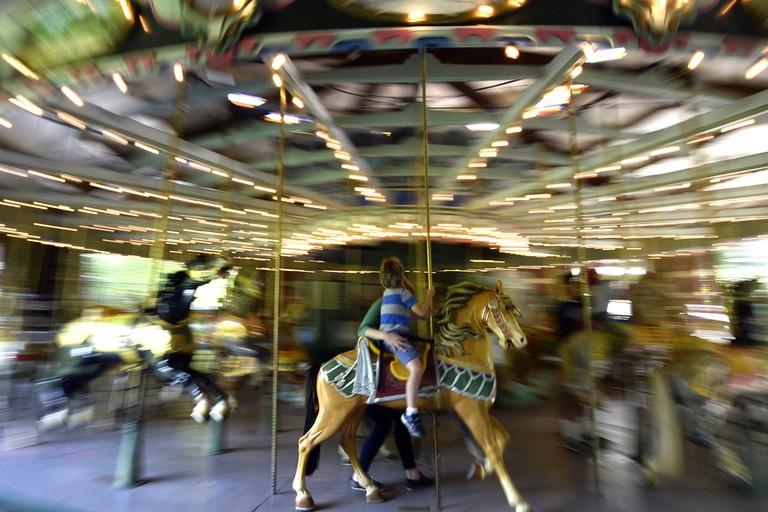 Prospect Park Carousel, New York