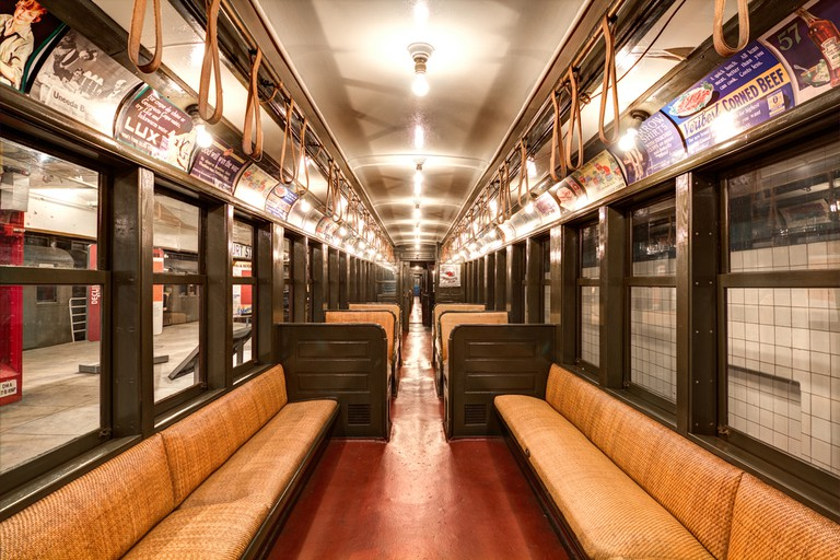New York Transit Museum, New York