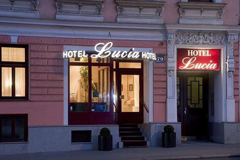 Hotel Lucia, Wien