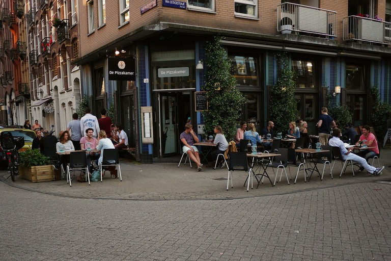 De Pizzakamer, Amsterdam