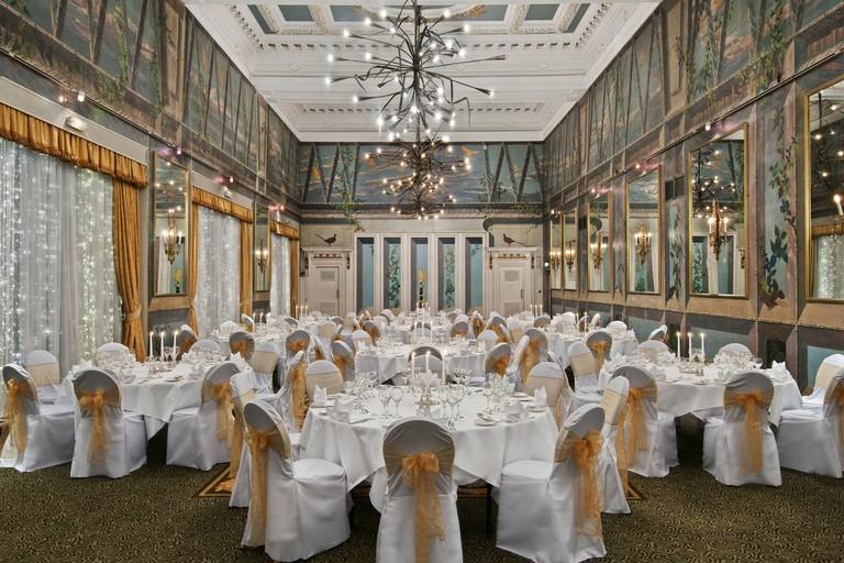 Dining Room At Waldorf Astoria Edinburgh - The Caledonian