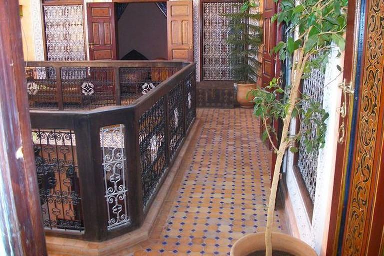 Riad Idrissi, Meknes