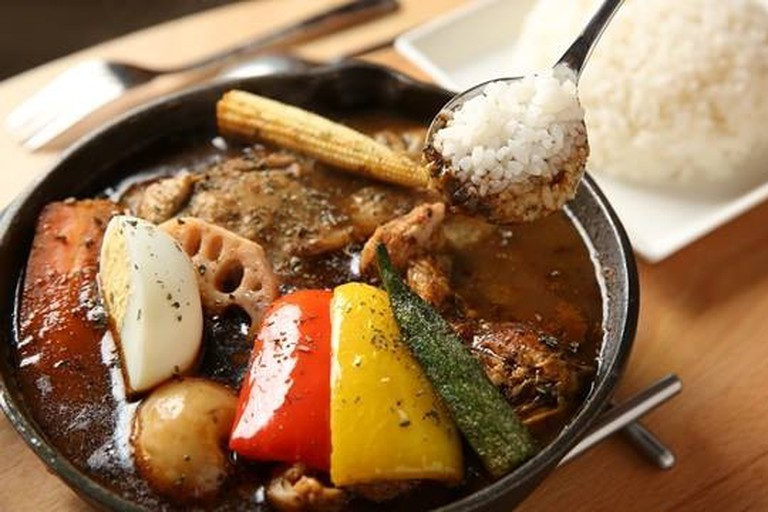 Delicious Japanese Curry