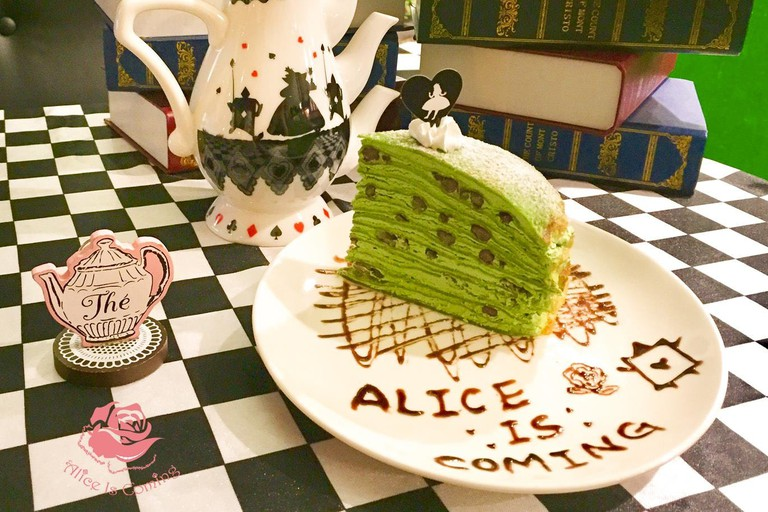 A slice of Wonderland