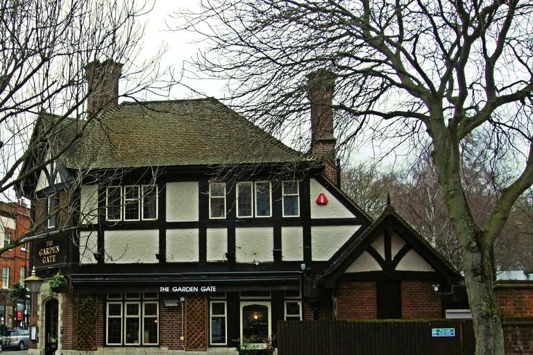 The Garden Gate Pub, Hampstead