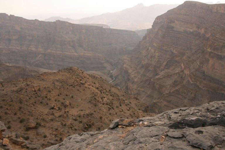 Jebel Shams By: Marco Zanferrari